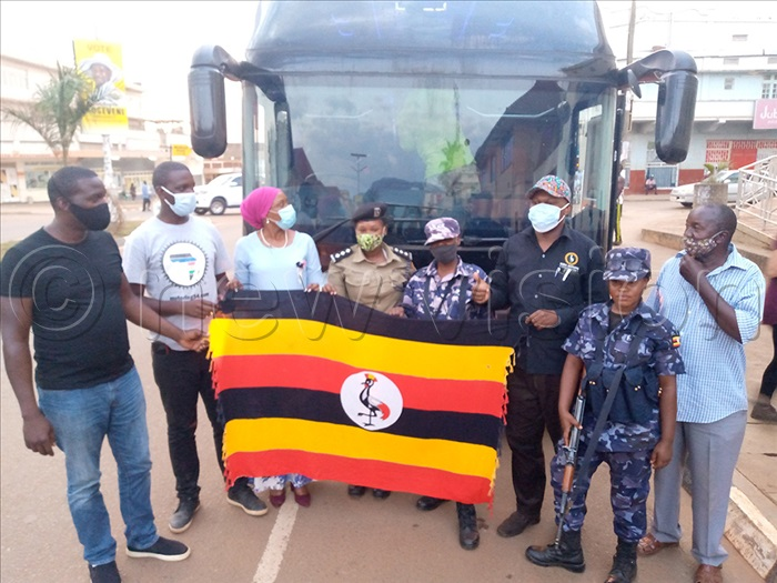 The RCC said innovations like that of Kayoola bus have put the Ugandan government on the map in East Africa and the entire world.