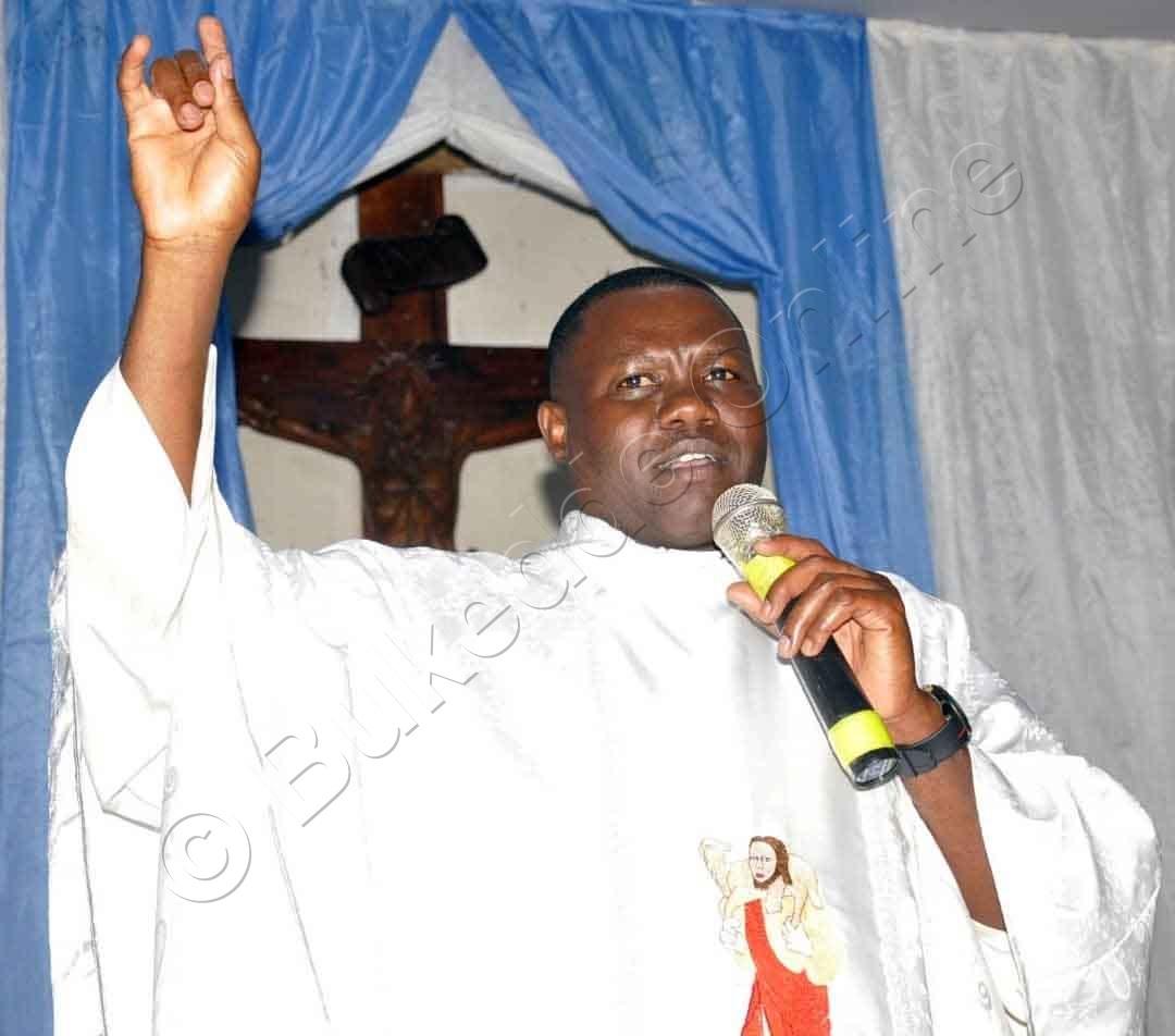 Fr. Matthias Kizito Ng'asabira Abayizi.