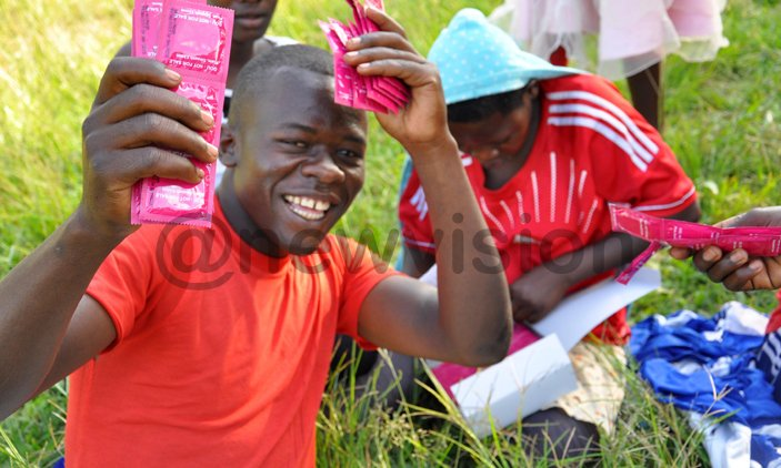 Uganda imports more condoms a head of Christmas