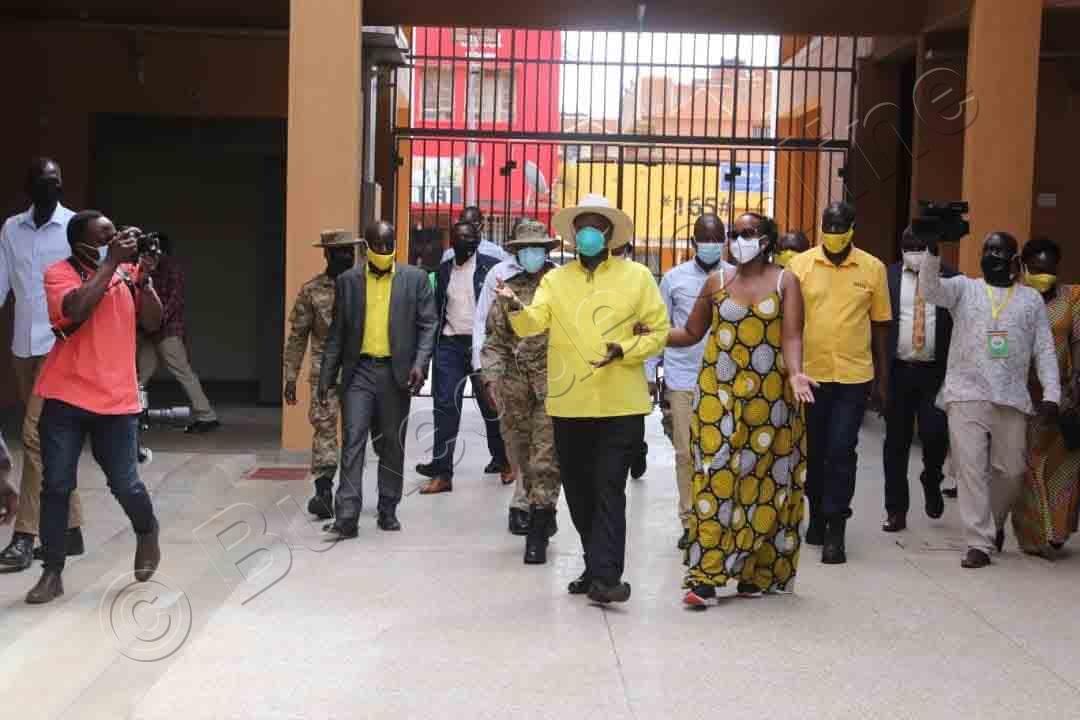 Pulezidenti Ng'agenda Okuggulawo Akatale K'e Tororo