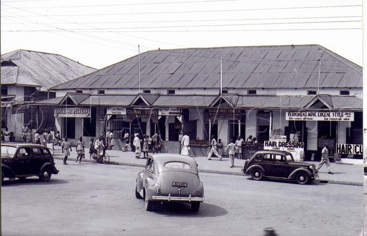 Kampala Road Stores
