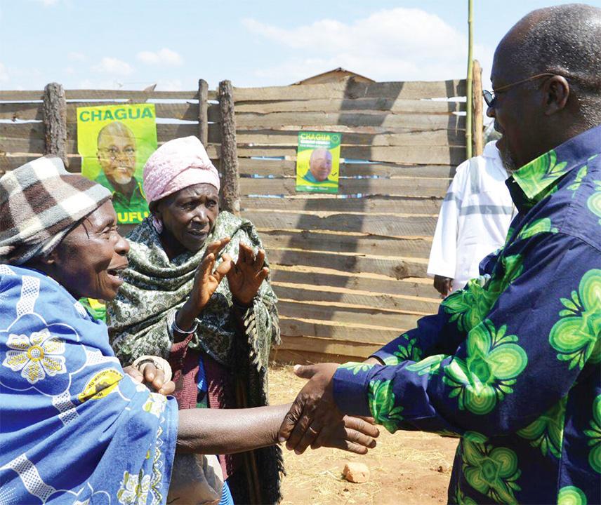 Omugenzi Magufuli Lwe Yasisinkana Abakadde Ng'anoonya Akalulu K'ekisanja Ekyokubiri.