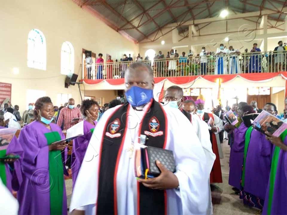 Ddiini Wa Lutikko Jonathan Kisawuzi Ng'atuuka.