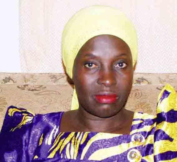 Sauda Nampiima Mukwaya
