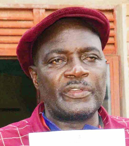 Erasto Kibirango   Luweero