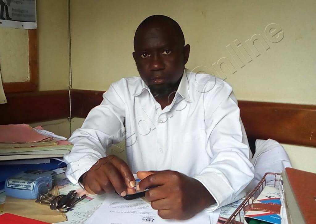 Dr.kiyimba Afudde Corona.