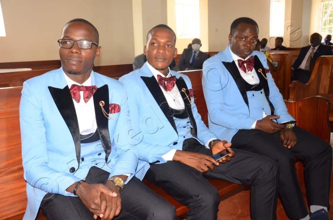 Abakozi Ba Bukedde Ssemmanda, Kuteesa Ne Bbosa Abaawerekedde.