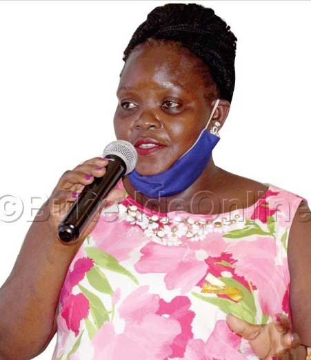 Betty Muwonge