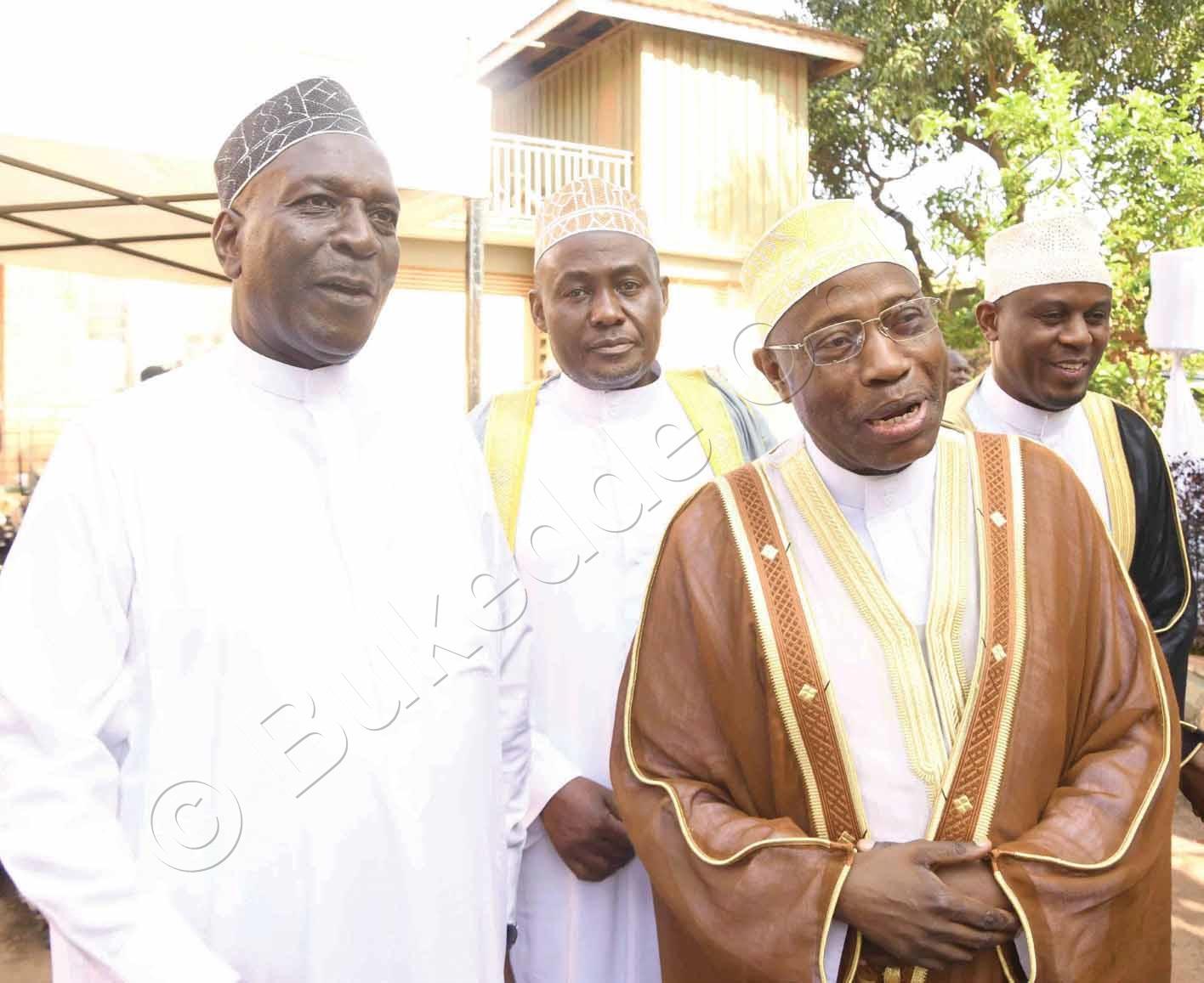 Muzaata Ne Supreme Mufti Ndirangwa Gye Buvuddeko