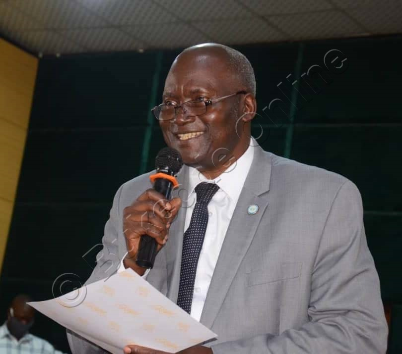 Bp. Samuel Kajoba Owa Central Buganda Eyagasse Abagole.