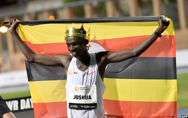 Congratulations King Joshua!