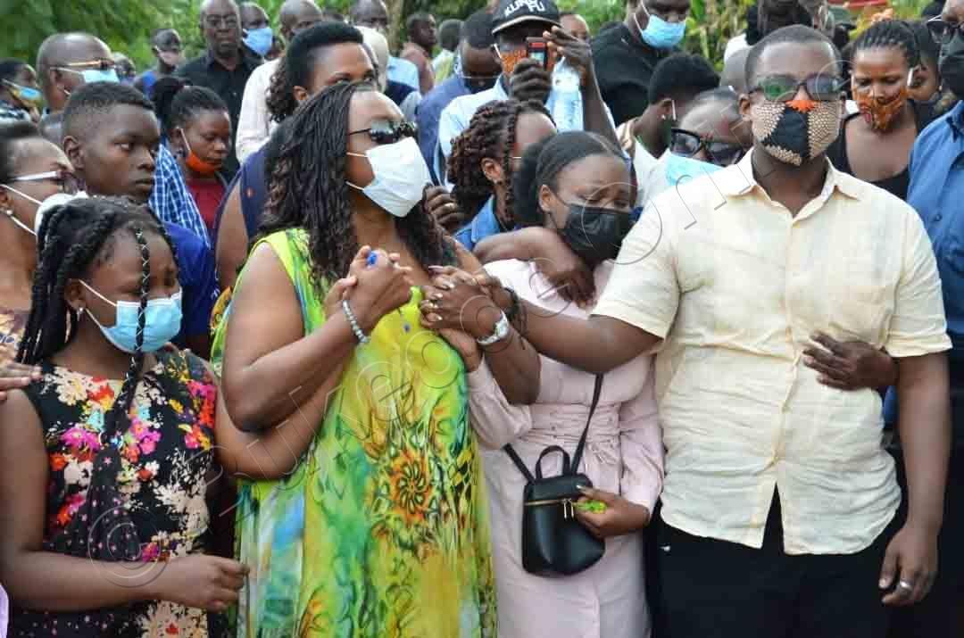 Nnamwandu Nice Bitarabeho Kasango Ne Bamulekwa.