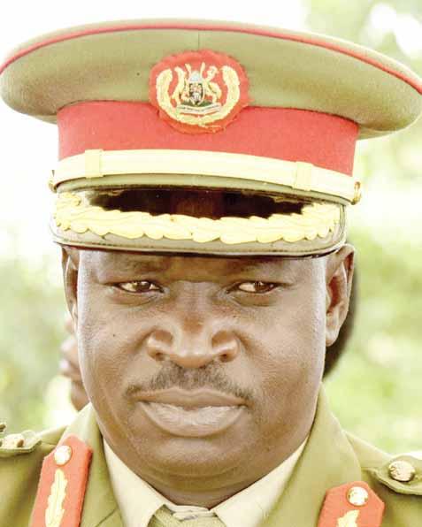 Maj. Gen Elwelu