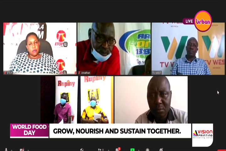 Experts contributing to the discussion called in from Soroti, Lira, Gulu, Arua and Mbarara