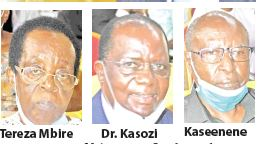 Mbire, Kasozi, Kaseenene.