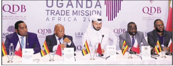 Uganda Embassy Doha facilitates Trade Mission of Qatar Businessmen to Kampala
