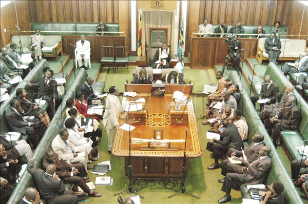 The committee would submit the findings of their report to Parliament